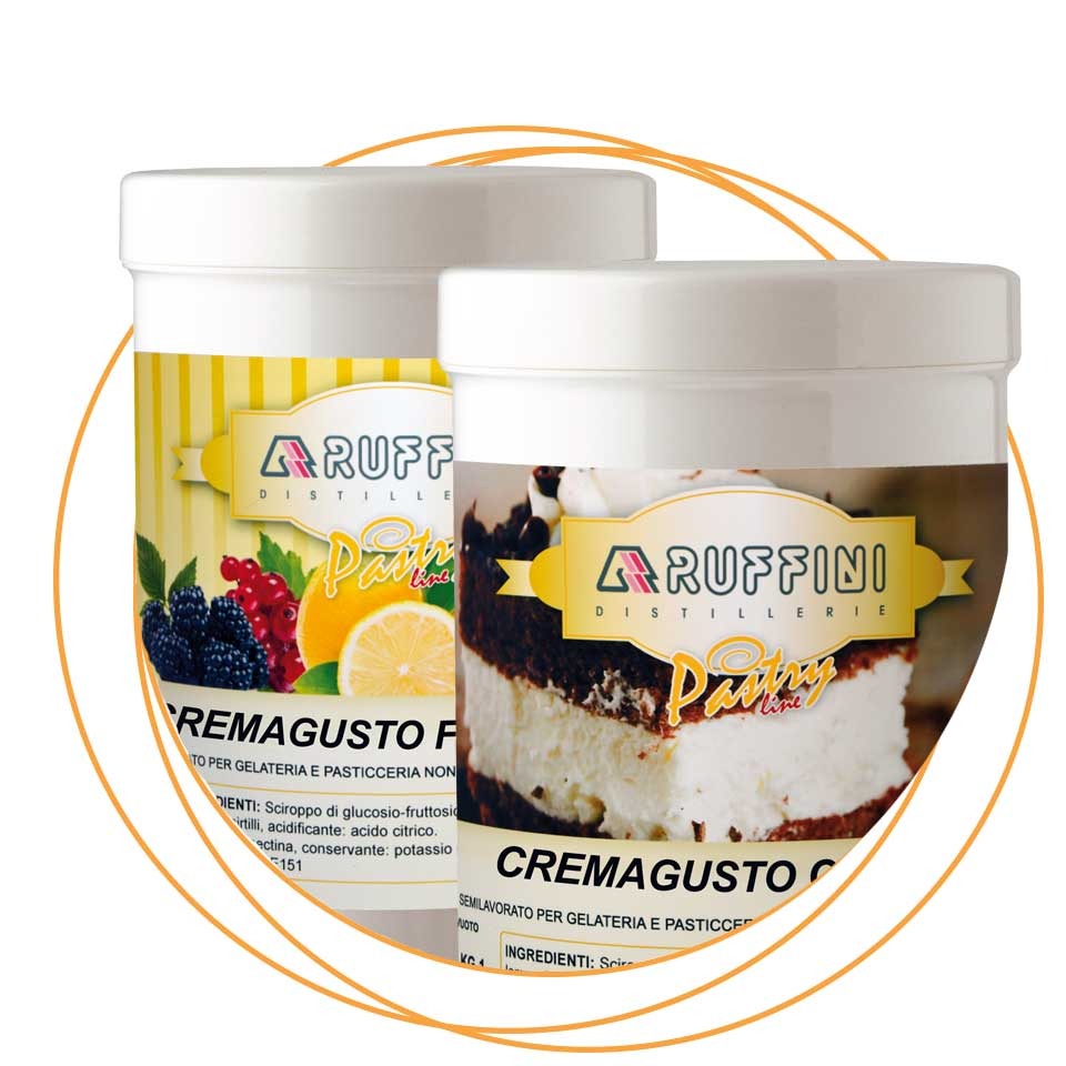 Linea Pastry Cremagusto